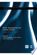 Water Management and Climate Change