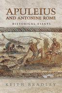 Apuleius and Antonine Rome