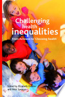 Challenging Health Inequalities Book