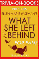Pdf What She Left Behind by Ellen Marie Wiseman (Trivia-On-Books)