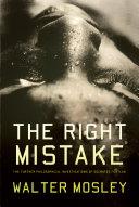 The Right Mistake Pdf/ePub eBook
