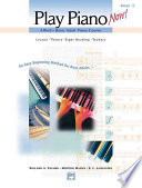 Play Piano Now  Book PDF