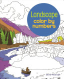 Landscapes Color by Numbers