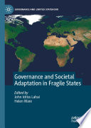 Governance And Societal Adaptation In Fragile States