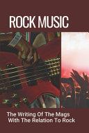 Rock Music Book PDF