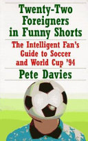 Twenty-two Foreigners in Funny Shorts