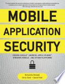 LSC (GLOBE UNIVERSITY) SD256: VS ePub for Mobile Application Security