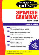 Schaum's Spanish Grammar, Conrad J. Schmitt, 1999