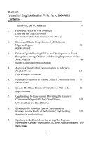 Ibadan Journal of English Studies