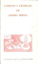 Cuentos y crónicas de Amado Nervo