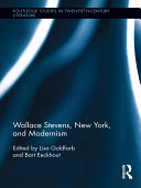 Wallace Stevens, New York, and Modernism [Pdf/ePub] eBook