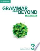 Grammar and Beyond Level 3 Workbook A