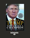 Think Like a Champion Book