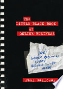 The Little Black Book Of Online Business