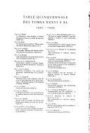 Archives européennes de sociologie