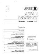 ASEAN Newsletter