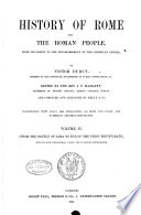 History of Rome and the Roman People Book PDF
