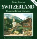 Karen Brown s Switzerland
