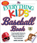 The Everything Kids  Baseball Book  11th Edition