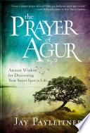 The Prayer of Agur