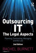 Outsourcing IT - The Legal Aspects