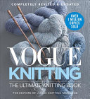 Vogue Knitting, Revised and Updated