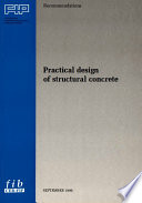 Practical design of structural concrete