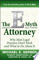 The E Myth Attorney Book