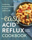 Acid Reflux Cookbook Book