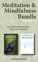 Meditation   Mindfulness Bundle