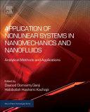 Application of Nonlinear Systems in Nanomechanics and Nanofluids
