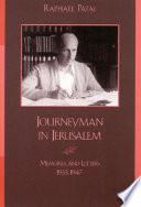 Journeyman in Jerusalem