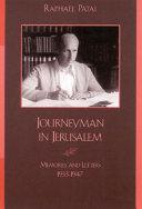 Pdf Journeyman in Jerusalem
