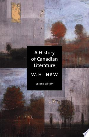 Free Download A History of Canadian Literature PDF - Writers Club