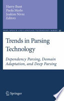 Trends In Parsing Technology Book PDF