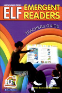 Early Learning Friends Teachers Guide