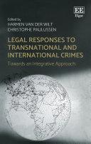 Legal Responses to Transnational and International Crimes Pdf/ePub eBook