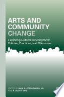 Arts and Community Change