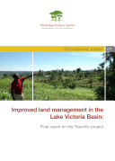 Pdf Improved Land Management in the Lake Victoria Basin
