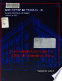 Crecimiento económico en Chile