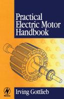 Practical Electric Motor Handbook