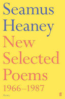 New Selected Poems 1966 1987 Book