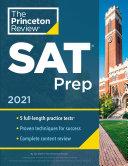 Princeton Review SAT Prep  2021