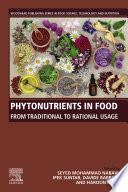Phytonutrients in Food Book