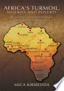 Africa's Turmoil, Miseries and Poverty