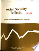 Social Security Bulletin Book