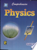 Comprehensive Physics XII Book