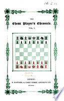 Chess Player s Chronicle