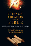 Science, Creation and the Bible Pdf/ePub eBook