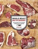 Whole Beast Butchery [Pdf/ePub] eBook